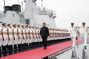 Perkembangan Teknologi Angkatan Laut China Yang Modern